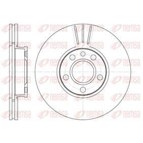 Bremsscheibe Bremsscheibendicke: 26mm, Lochanzahl: 5, Ø: 299,8mm, Ø: 299,8mm mit OEM-Nummer 1141782