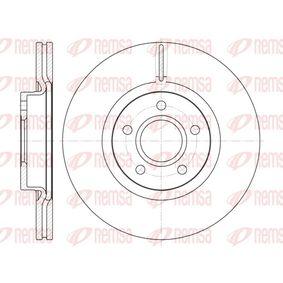 Bremsscheibe Bremsscheibendicke: 25mm, Lochanzahl: 5, Ø: 300mm, Ø: 300mm mit OEM-Nummer LR000571