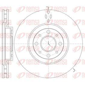 LANCIA Delta III (844) 1.4 Bifuel Federbalg, Luftfederung REMSA 6734.10 (1.4 Bifuel Benzin/Autogas (LPG) 2012 198 A4.000)