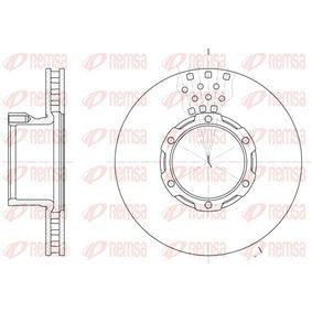 Bremsscheibe Bremsscheibendicke: 30mm, Lochanzahl: 6, Ø: 304mm mit OEM-Nummer 668.421.01.12