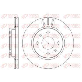Bremsscheibe Bremsscheibendicke: 20mm, Lochanzahl: 4, Ø: 239mm mit OEM-Nummer 2110-3501070