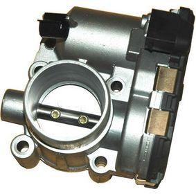 Throttle body 88.027 PUNTO (188) 1.2 16V 80 MY 2004