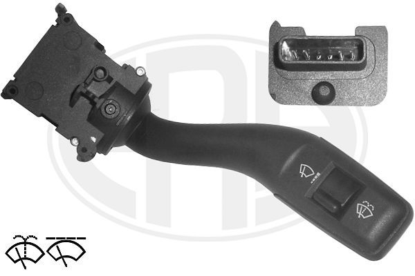 ERA  440580 Steering Column Switch Number of connectors: 4, with wipe interval function, with wipe-wash function
