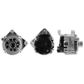 Lichtmaschine Rippenanzahl: 6 mit OEM-Nummer 12 31 7 799 204