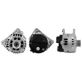 Lichtmaschine Rippenanzahl: 6 mit OEM-Nummer 03D 903 025H