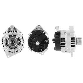 Lichtmaschine Rippenanzahl: 6 mit OEM-Nummer 500371244