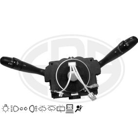 Steering Column Switch Number of connectors: 18, with board computer function, with high beam function, with indicator function, with light dimmer function, with rear fog light function, with rear wipe-wash function, with wipe interval function, with wipe-wash function with OEM Number 96 530 927 XT