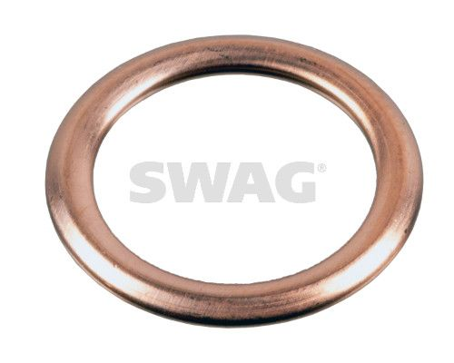 SWAG  60 94 4850 Anello di tenuta, vite di scarico olio Ø: 22,0mm, Spessore: 2,0mm, Diametro interno: 16,0mm