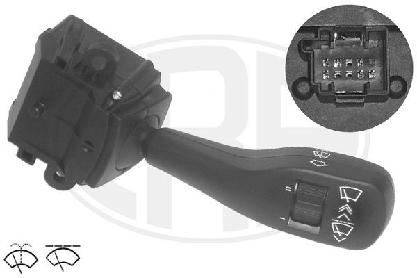 ERA  440532 Steering Column Switch Number of connectors: 6, with wipe interval function, with wipe-wash function