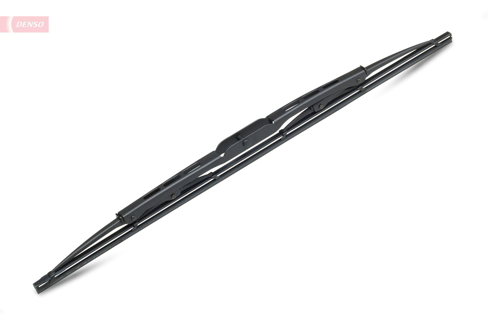 DENSO Wischblatt beifahrerseitig, fahrerseitig, hinten, 430mm DM-043