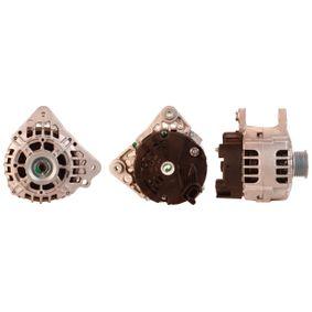 Lichtmaschine Rippenanzahl: 6 mit OEM-Nummer 03D 903 025 JX