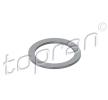 Oil drain plug TOPRAN 8208923 Aluminium