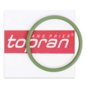 Turboladerdichtung für VW TOURAN (1T1, 1T2) 1.9 TDI 105 PS ab Baujahr 08.2003 TOPRAN Dichtung, Lader (115 342) für