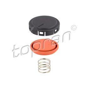 TOPRAN  502 471 Valvola, Ventilazione carter
