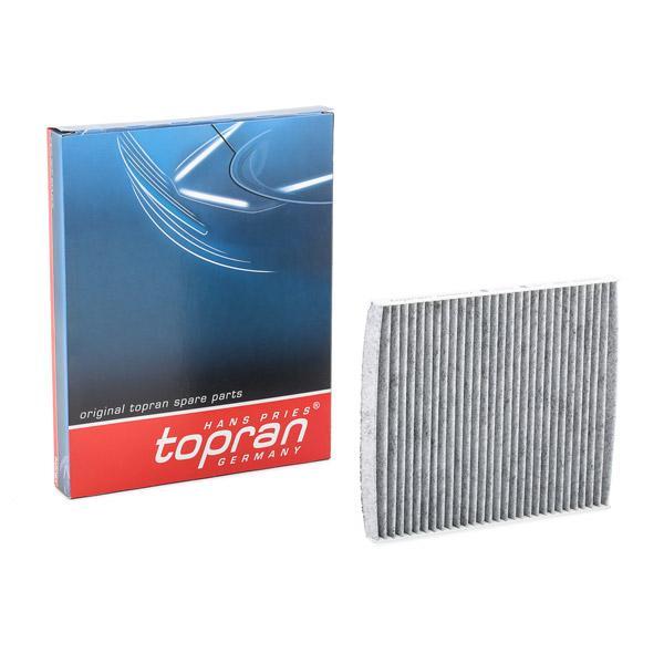 Filtro de Habitáculo TOPRAN 821 091 evaluación