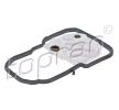 OEM Kit filtro hidráulico, caja automática TOPRAN 409087