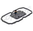 OEM Kit filtro hidráulico, caja automática TOPRAN 409093