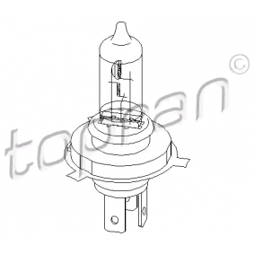 Bulb, headlight with OEM Number A350 128 80 12