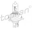 OEM Bulb, headlight 104 499 from TOPRAN
