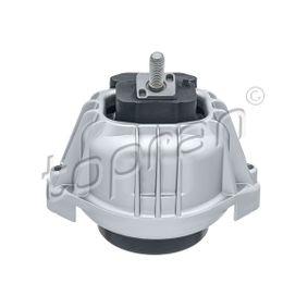 TOPRAN  502 245 Lagerung, Motor