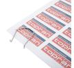 Schläuche / Leitungen: TOPRAN 113860 Haltefeder, Kühlmittelflansch-Verschlussstopfen
