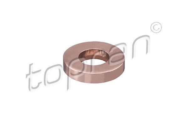 Wärmeschutzscheibe, Einspritzanlage TOPRAN 208 245 1027890000100