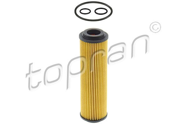 TOPRAN  408 009 Ölfilter