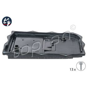 Oil Pan, automatic transmission with OEM Number 24 11 7 604 960