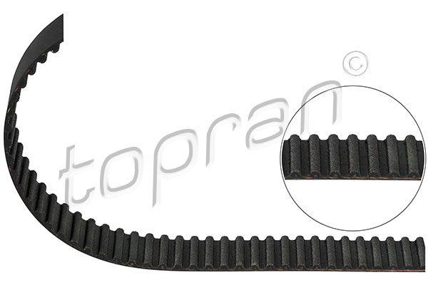 TOPRAN  700 787 Zahnriemen Länge: 1172mm, Breite: 27mm