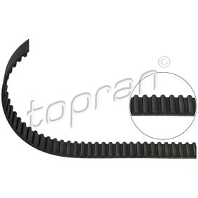 Timing Belt Length: 1172mm, Width: 27mm with OEM Number 16806 00 QBE