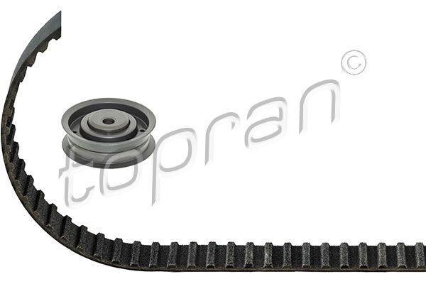 TOPRAN  101 059 Zahnriemensatz Breite: 18mm