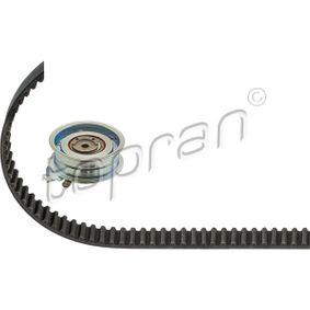Zahnriemensatz für VW GOLF IV (1J1) 1.6 100 PS ab Baujahr 08.1997 TOPRAN Zahnriemensatz (112 131) für