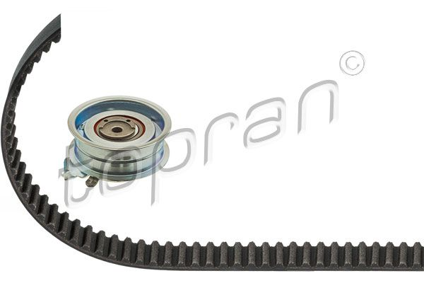 TOPRAN  112 131 Zahnriemensatz Breite: 23mm