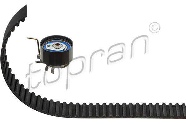 TOPRAN  701 015 Zahnriemensatz Breite: 23,4mm