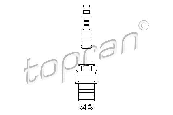 TOPRAN Art. Nr 14FGH8DTURX0 advantageously