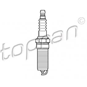 Ford Fiesta Mk6 1.25 AGR Ventil TOPRAN 302 012 (1.25 Benzin 2011 STJB)