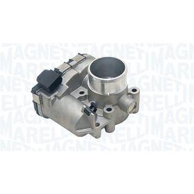 Throttle body 802000000011 PUNTO (188) 1.2 16V 80 MY 2006