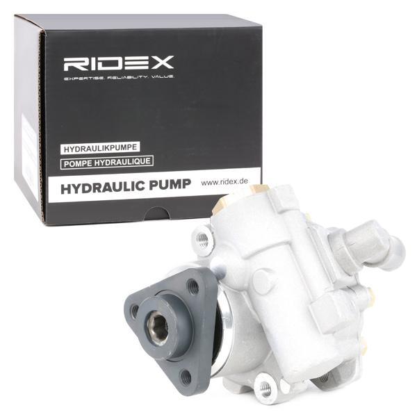 Hydraulic steering pump RIDEX 12H0017 expert knowledge