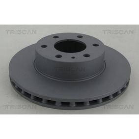 Bremsscheibe Bremsscheibendicke: 28mm, Lochanzahl: 6, Ø: 300mm mit OEM-Nummer 5801639518