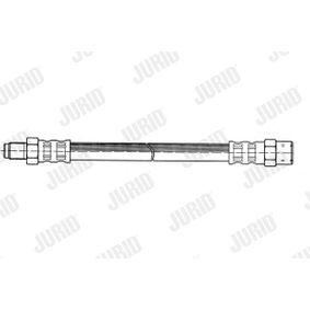 Bremsschlauch Länge: 328mm, Gewindemaß 1: M 10X1, Gewindemaß 2: F 10X1 mit OEM-Nummer 34 32 1 154 327