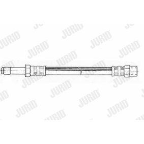 Bremsschlauch Länge: 187mm, Gewindemaß 1: M 10X1, Gewindemaß 2: F 10X1 mit OEM-Nummer 7M0.611.776C