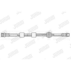 Bremsschlauch Länge: 483mm, Gewindemaß 1: M 10X1, Gewindemaß 2: F 10X1 mit OEM-Nummer 1304007