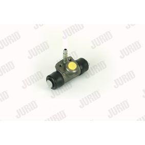Radbremszylinder Ø: 14,29mm mit OEM-Nummer 3056110514