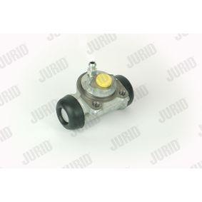 Radbremszylinder Ø: 17,46mm mit OEM-Nummer 7701040850