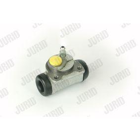 Radbremszylinder Ø: 20,64mm mit OEM-Nummer 77 01 035 311