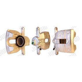 Bremssattel Bremsscheibendicke: 25mm mit OEM-Nummer 6Q0615124