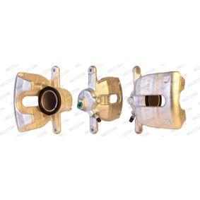 Bremssattel Bremsscheibendicke: 25mm mit OEM-Nummer 6Q0 615 124