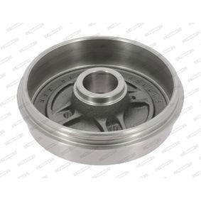Bremstrommel Trommel-Ø: 203,3mm, Br.Tr.Durchmesser außen: 234mm mit OEM-Nummer 77 00 818 346