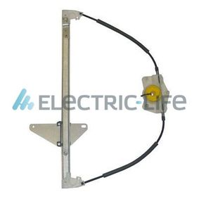 ELECTRIC LIFE Fensterheber ZR PG710 R für PEUGEOT 307 SW (3H) 2.0 16V ab Baujahr 03.2005, 140 PS