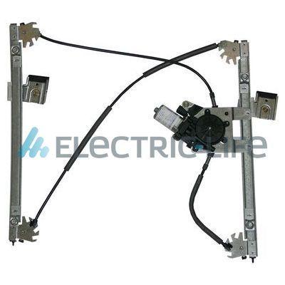 Elevador de Vidros ZR VK27 L B ELECTRIC LIFE VK27LB de qualidade original